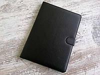 Чехол книжка для планшета 9,6 и 9,7 дюймов Универсальный Черный