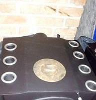 Печь варочная с конфоркой тип 01 ЧК VANCOUVER LUX 260 м.куб
