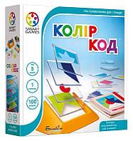 Игра настольная Smart Games Цвет код (SG 090 UKR)