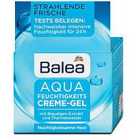 Balea крем для лица Aqua (увлажняющий) (50 мл.)