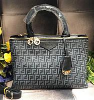 Женская сумка в стиле Fеndі (Фенди), люкс копия ( код: KB986 )
