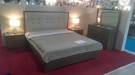 Спальня Модена (Серый каштан) (раскомплектовуется), фото 2