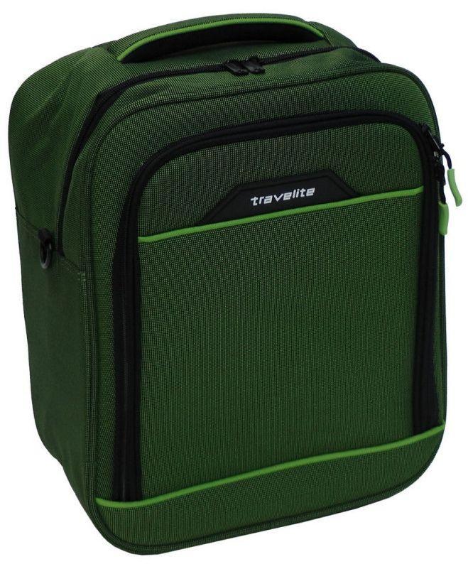 Дорожная сумка Travelite Derby, на 18 л, зеленая