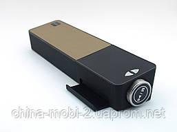 Atlanfa AT7900 Bluetooth колонка з годинником soundbar 5W, FM і MP3, чорна з золотом, фото 3