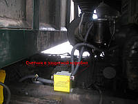 Счетчик топлива для грузовых авто V 8 OEM