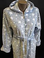 Женские халаты на молнии, фото 1