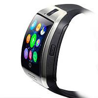 Смарт часы с сим-картой Smart Q18 UWatch NFC Black