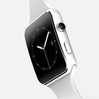 Смарт часы с сим-картой UWatch Smart X6 White 5048
