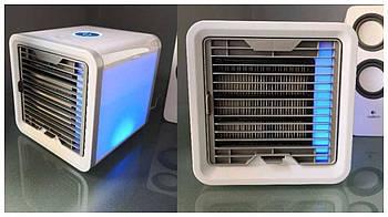 3 в 1 Портативный мини-кондиционер Arctic Air увлажнитель ночник Вентилятор охладитель