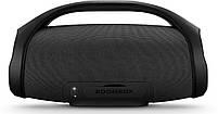 Портативная Bluetooth-колонка JBL Boombox BIG c функцией PowerBank и FM radio черная, фото 2