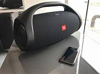 Портативная Bluetooth-колонка JBL Boombox BIG c функцией PowerBank и FM radio черная, фото 3