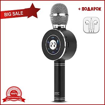 Микрофон ws 668 черный