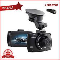 Автомобильный видеорегистратор DVR G30 Max 1080p Full HD Черный