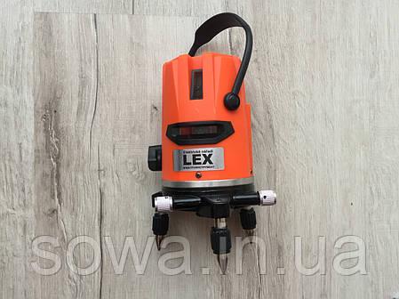 ✔️Уровень Лазерный , нивелир LEX LXNL01 + штатив Луч 20м, фото 2
