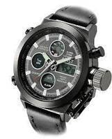 Армейские наручные часы AMST черные, фото 2