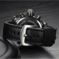 Армейские наручные часы AMST черные, фото 3