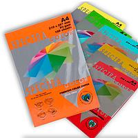 Цветная бумага Spectra Color интенсив А4, 80 г/м2