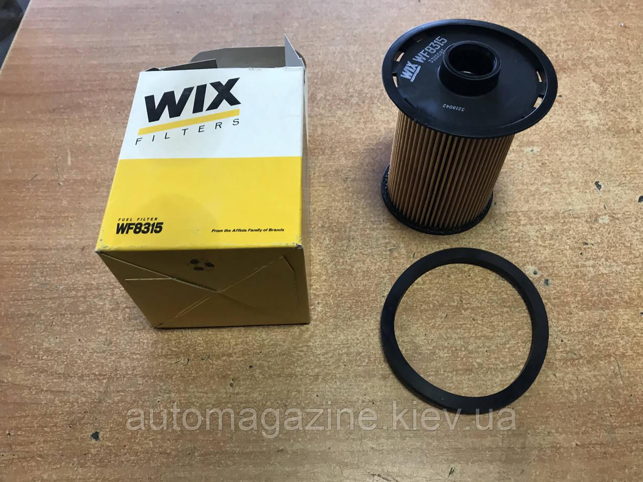 Фільтр паливний WF 8315 (PE815/5)