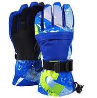 Перчатки лыжные с сенсором для смартфона (ЗП-1001) Тип 2, XL