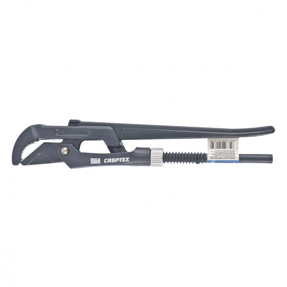 Ключ трубный рычажный КТР-3 СИБРТЕХ 15772