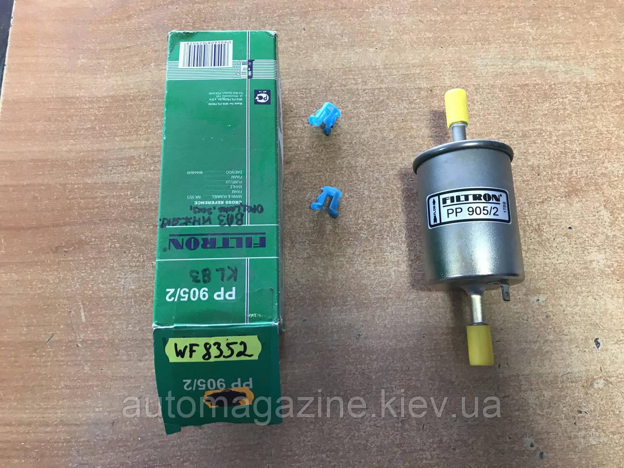 Фильтр топливный WF 8352 (PP905/2)