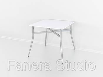 Стол квадратный из влагостойкого МДФ