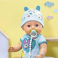 Кукла Baby Born Оригинал Нежные объятия пупс Бэби Борн Очаровательный малыш 43 см Zapf 824375