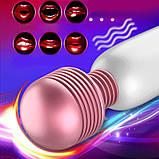 Вібратор Magic Wand mini USB, фото 5