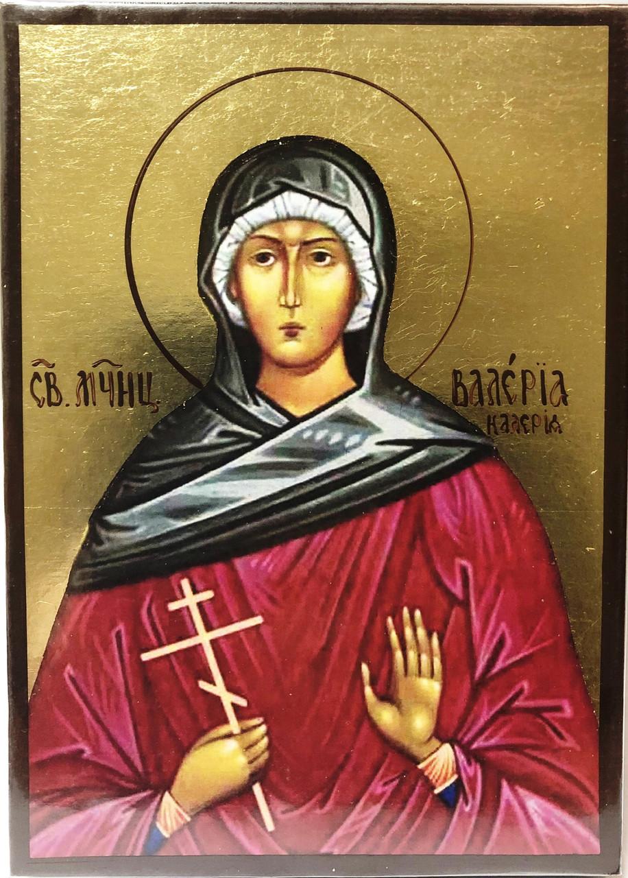 Икона святая Валерия