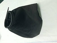 Volkswagen Crafter 2006+ и 2011+ гг. Чехол КПП (кожа)