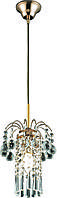 Подвесной светильник Altalusse INL-1083P-01 Gold Е14 1х60Вт
