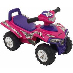 Машинка-каталка Alexis-Babymix HZ-551 (pink)