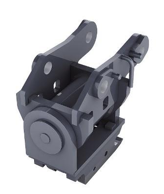 Гидравлическая поворотная головка Powertilt Menzi Muck PTA-105