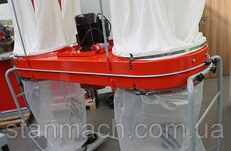 Промышленная аспирация Holzmann ABS8000PRO 380V \ Пылесборник, фото 3