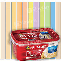 Краска интерьерная Primalex Plus COLOR цветная PROJECT