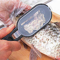 Чистка для рыбы Fish scales WIPER CLEANING, фото 2
