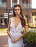 Свадебное платье № SN-135, фото 3