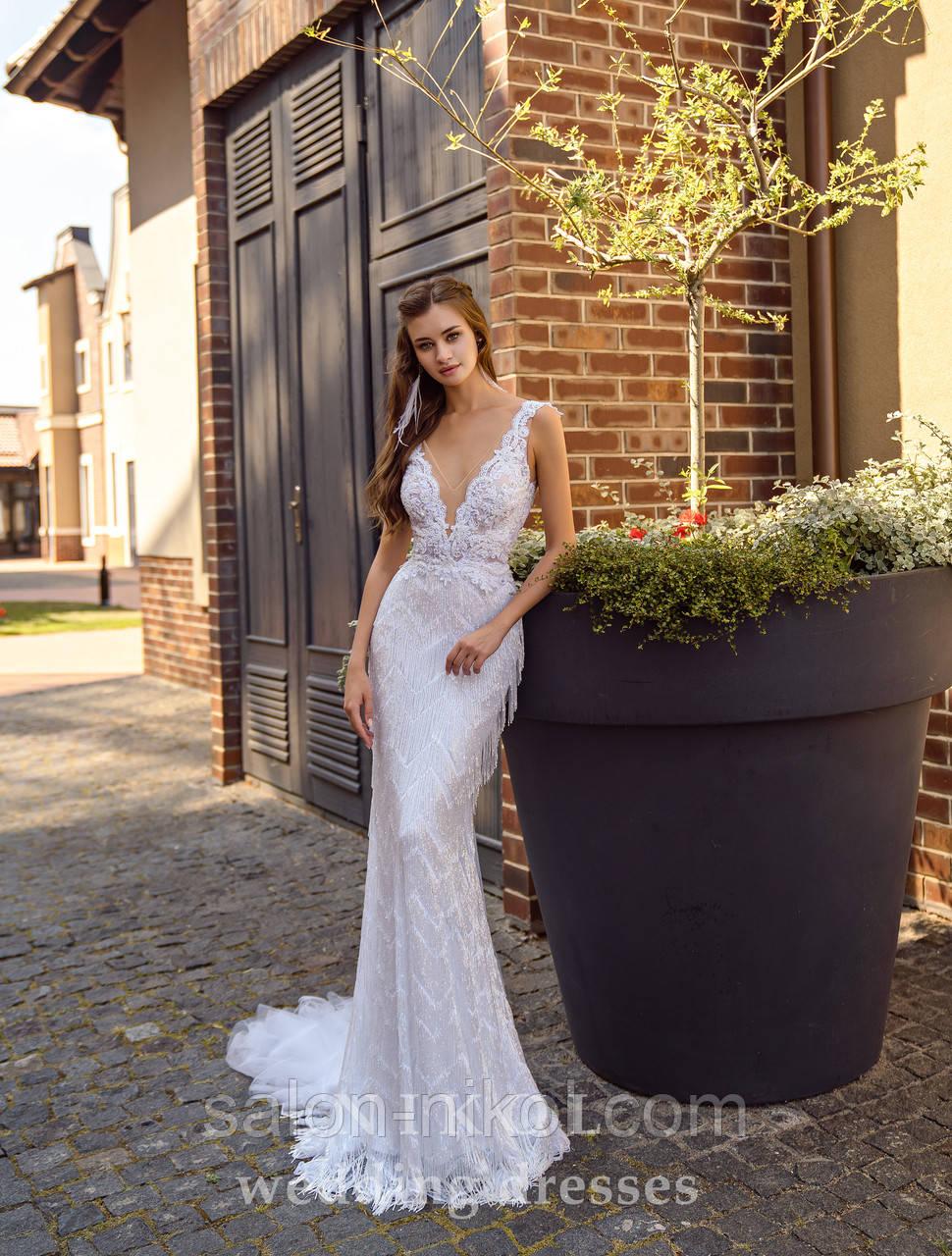 Свадебное платье № SN-135