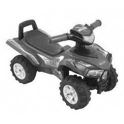 Машинка-каталка Alexis-Babymix HZ-551 (grey)