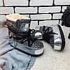 Ботинки-луноходы зимние женские /серые, 36-41, dr-17-168/, фото 5