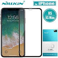 Cтекло Nillkin 3D (CP+MAX) для iPhone всех моделей  - 5/SE/6/6s/7/7+/8/8+/X/Xr/Xs/Xs max/11/11 Pro/11 Pro Max
