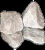 """Щебень мраморный декоративный крупный """"RIAS WHITE/GREY"""" KLVIV, фр. 40 - 80мм. (Меш.10 кг)"""