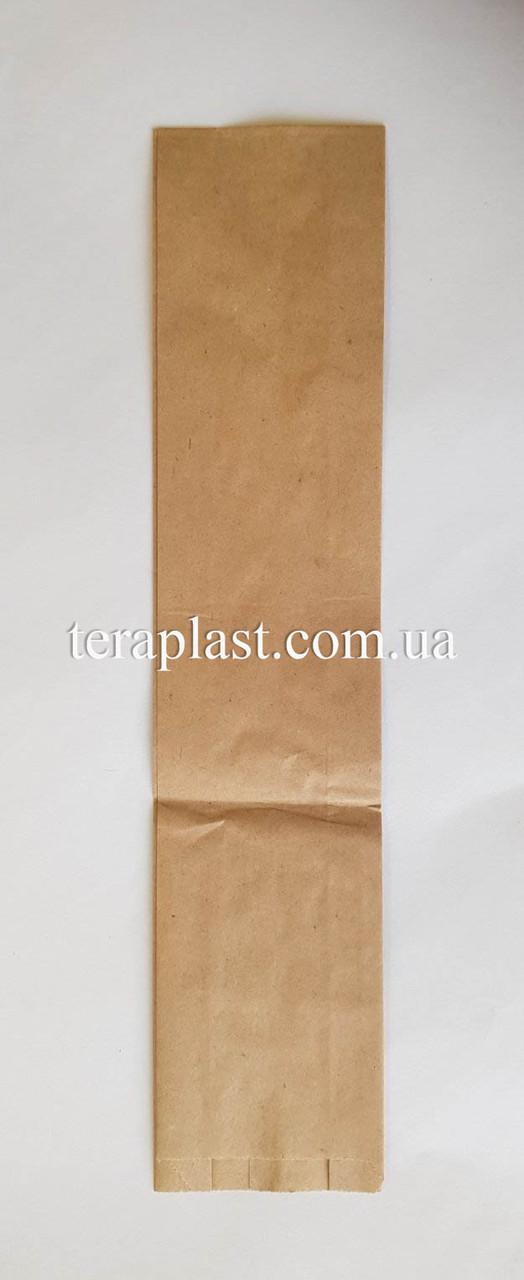 Пакет бумажный саше 90*50*430