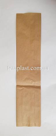Пакет бумажный саше 90*50*430, фото 2