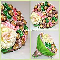 Букет из конфет Ferrero Rocher Французский луг, фото 1
