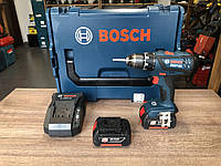 Bosch GSR 18V-28 / акумуляторний шуруповерт 18V 3Ah