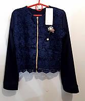 Пиджак для девочек, 146,152 см,  № 3540