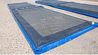 Автобарьер h-9 см дезинфекционные коврики для шин авто 1.00*2.00 см