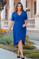 Красивое платье большого размера 48-74, фото 1
