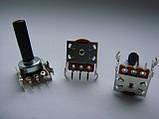Потенциометр WH121 B10k 20mm для пультов, фото 6